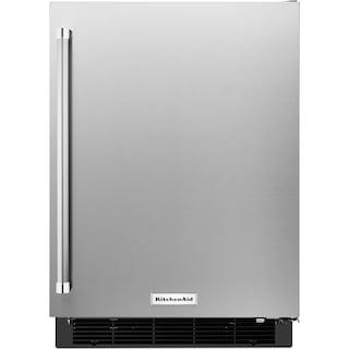 KitchenAid Undercounter Refrigerator KURR104ESB