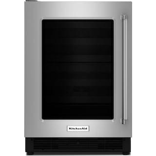 KitchenAid Undercounter Refrigerator KURL204ESB