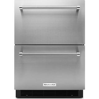 KitchenAid Undercounter Refrigerator KUDR204ESB