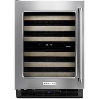 KitchenAid Wine Cooler KUWL204ESB