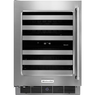 KitchenAid Wine Cooler KUWL304ESS