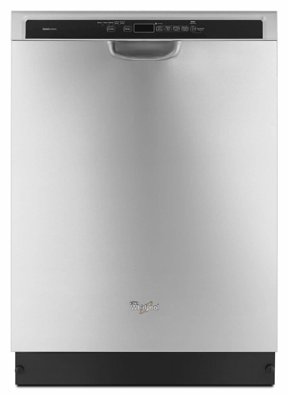 Clean-Up - Whirlpool Dishwasher WDF760SADM