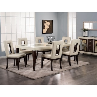 Slough 8-Piece Dining Package