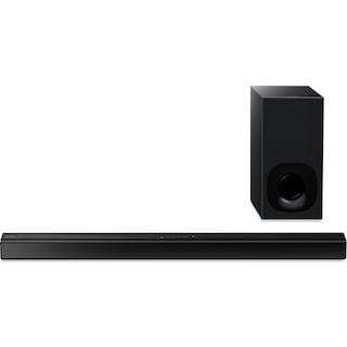 Sony Soundbar and Wireless Subwoofer with Bluetooth® Streaming – 100W