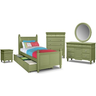 The Mayflower Green Collection