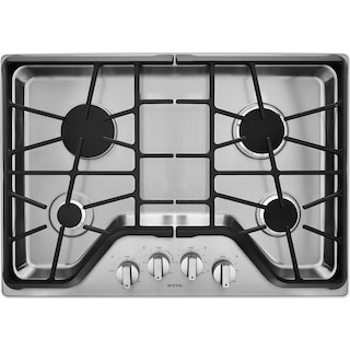"""Maytag 30"""" Gas Cooktop – MGC9530DS"""