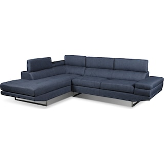 Warwick 2-Piece Left-Facing Chaise Sectional