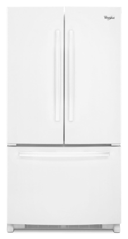 Refrigerators and Freezers - Whirlpool Refrigerator (20 Cu. Ft.) WRF540CWBW