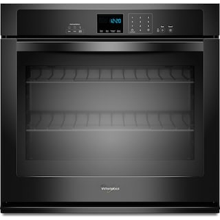 Whirlpool 4.3 Cu. Ft. Single Wall Oven – WOS51EC7AB