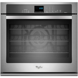 Whirlpool Gold 4.3 Cu. Ft. Single Wall Oven – WOS92EC7AS