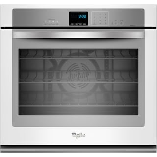 Whirlpool Gold 5.0 Cu. Ft. Single Wall Oven – WOS92EC0AH