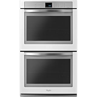 Whirlpool Gold 10 Cu. Ft. Double Wall Oven with – WOD93EC0AH