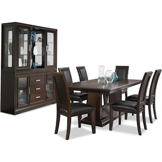 Hartney 9-Piece Dining Package