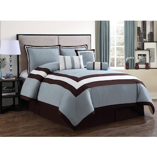 Sedbergh 7-Piece Queen Comforter Set