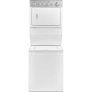 Whirlpool Combination Washer and Electric Dryer – YWET4027EW