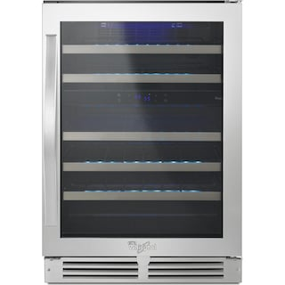 Whirlpool Wine Cooler WUW55X24DS