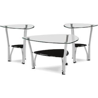 Stourbridge 3-Pack Tables