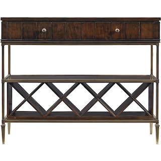 Avalon Heights - Empire Serving Console