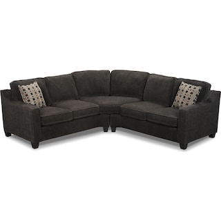 Polegate 2-Piece Left-Facing Chaise Sectional