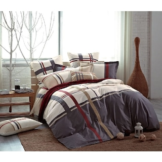Tartan Paignton 5-Piece King Comforter Set