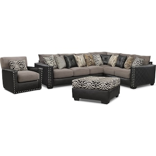 The Marietta Sectional Collection