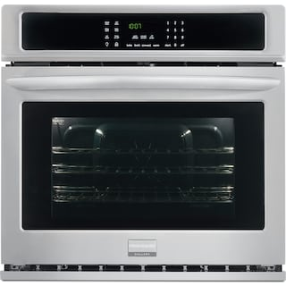 "Frigidaire Gallery 27"" Electric Convection Single Wall Oven - Stainless Steel"