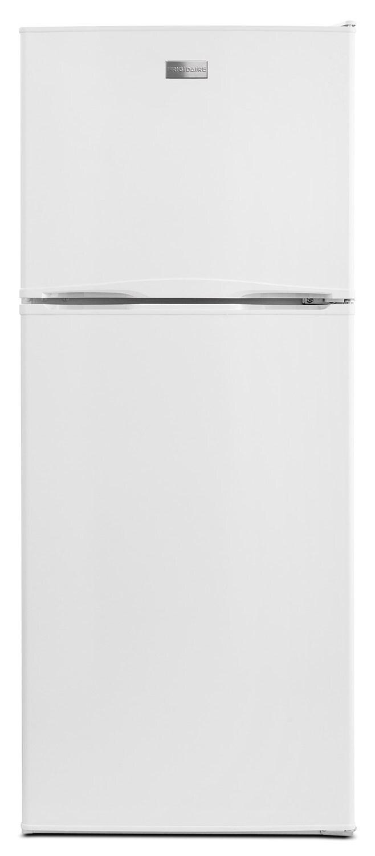 Refrigerators and Freezers - Frigidaire White Top-Freezer Refrigerator (11.5 Cu. Ft.) - FFET1222QW