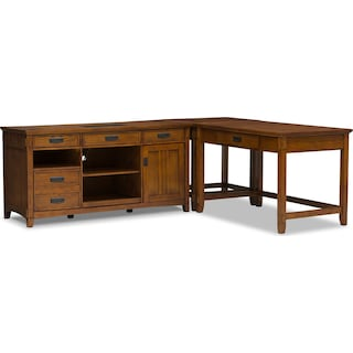 Aldeburgh 3-Piece Desk