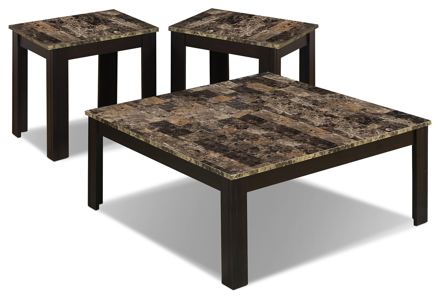 Accent and Occasional Furniture - Meltham 3-Pack Tables