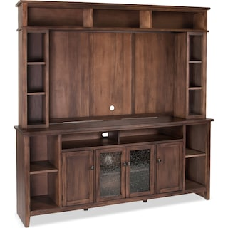 """Stratford 2-Piece Entertainment Centre with 62"""" TV Opening"""