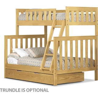 Johnson Twin/Full Bunk Bed