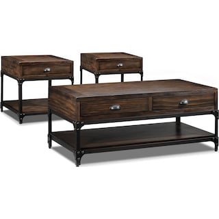 Arundel 3 Pc. Table Package