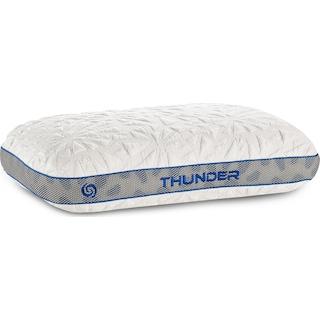 Redcar Thunder 1.0 Advanced Position Pillow - Stomach Sleeper