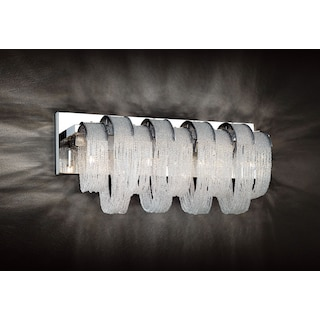 Engaged-Four Light Wall Sconce