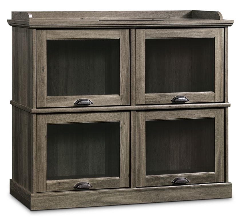 "Entertainment Furniture - Wakefield 42"" TV Stand – Salt Oak"