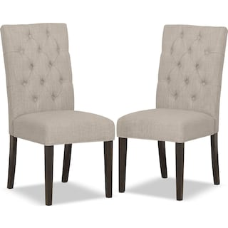 Brierfield Ivory 2-Pack Side Chairs
