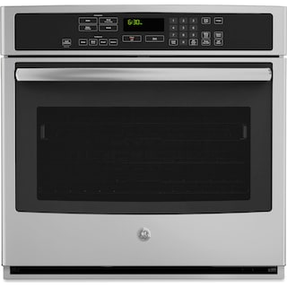 GE 5.0 Cu. Ft. Electric Single Wall Oven – Stainless Steel
