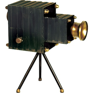 Portrait Camera Display