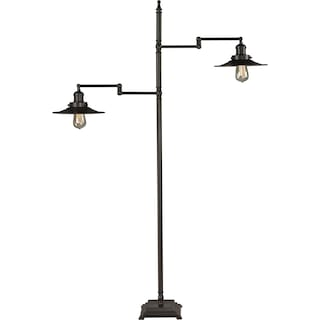 New Holland Restoration Floor Lamp