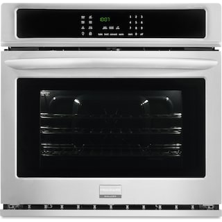Frigidaire Gallery 4.6 Cu. Ft. Single Wall Oven – Stainless Steel