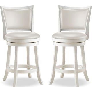 Wigan Counter-Height Dining Stool, Set of 2