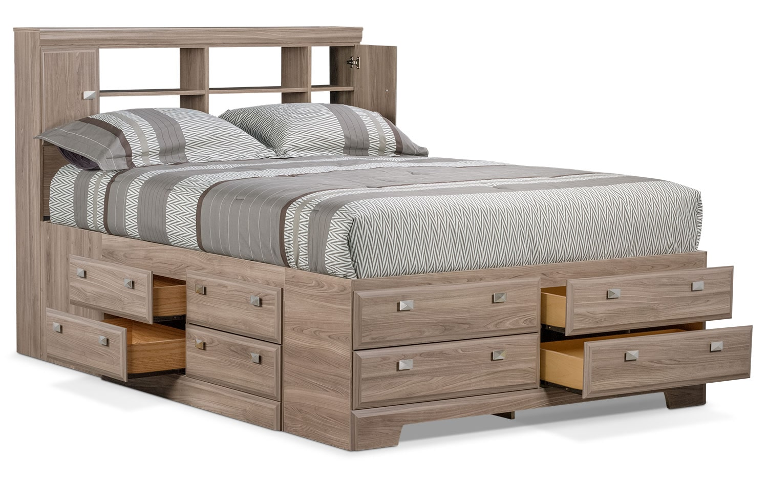 28 Bedroom Sets Furniture Aniston 8 Rental City Wood 8 Pc Bedroom Suite From R Amp T
