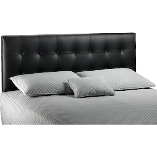 Rocklin Twin Headboard - Black