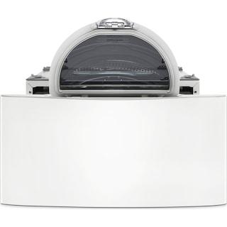 "LG 27"" SideKick™ Pedestal Washer – White"