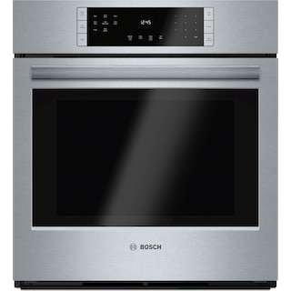 Bosch 800 Series 3.9 Cu. Ft. Single Wall Oven – HBN8451UC