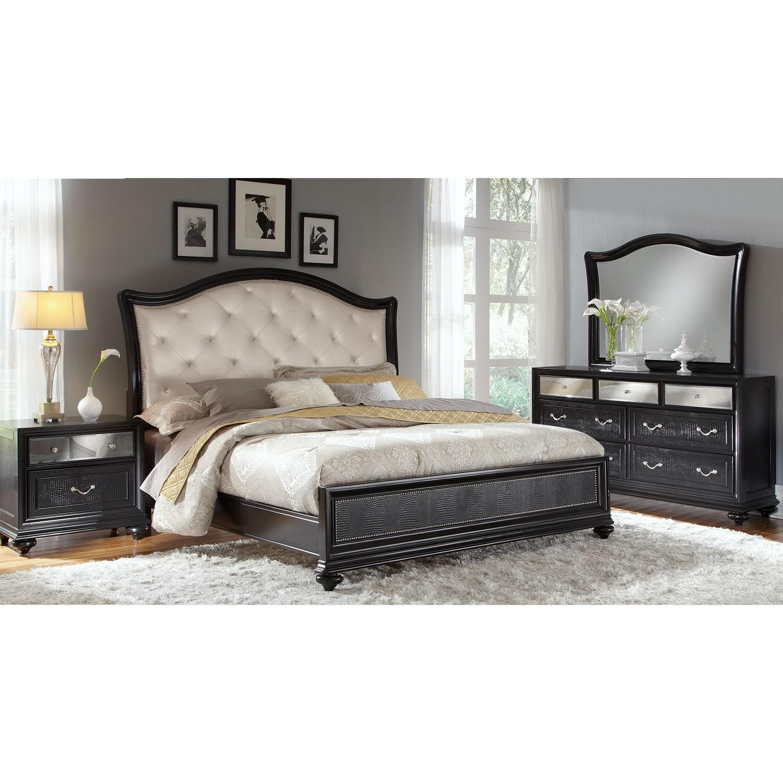 Hayworth Bedroom Set