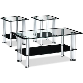 Bantry 3-Piece Table Set