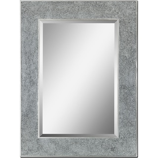 Crushed Glass Mirror