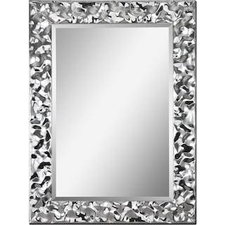 Crinkle Mirror