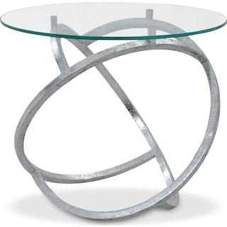 Buxton Sculptured Accent Table